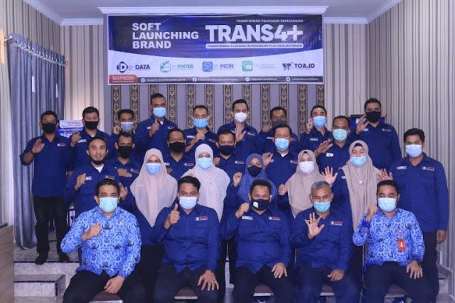 Inovasi Unggulan BKPSDM Aceh Timur, Aplikasi TRANS4+ Diluncurkan