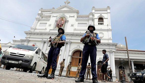 Jamaath Thowheed Bantah Dalangi Bom Sri Lanka