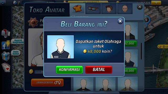 cheat criminal case bintang android