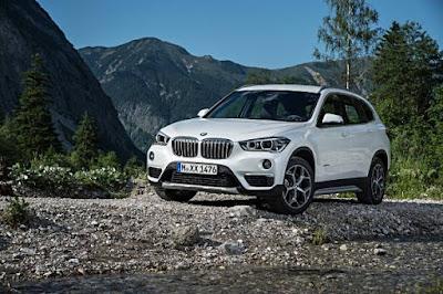 Η νέα BMW X1 sDrive 18i από €259/μήνα. Ισχύει με το προνομιακό πρόγραμμα BMW Select της BMW Financial Services