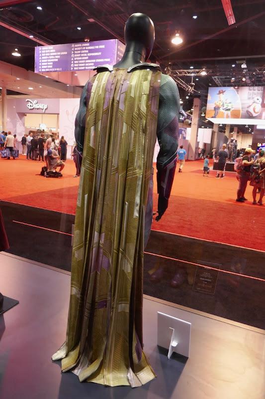 Avengers Vision movie costume back