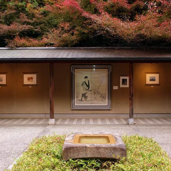 【京都】寂寞的大河內山莊