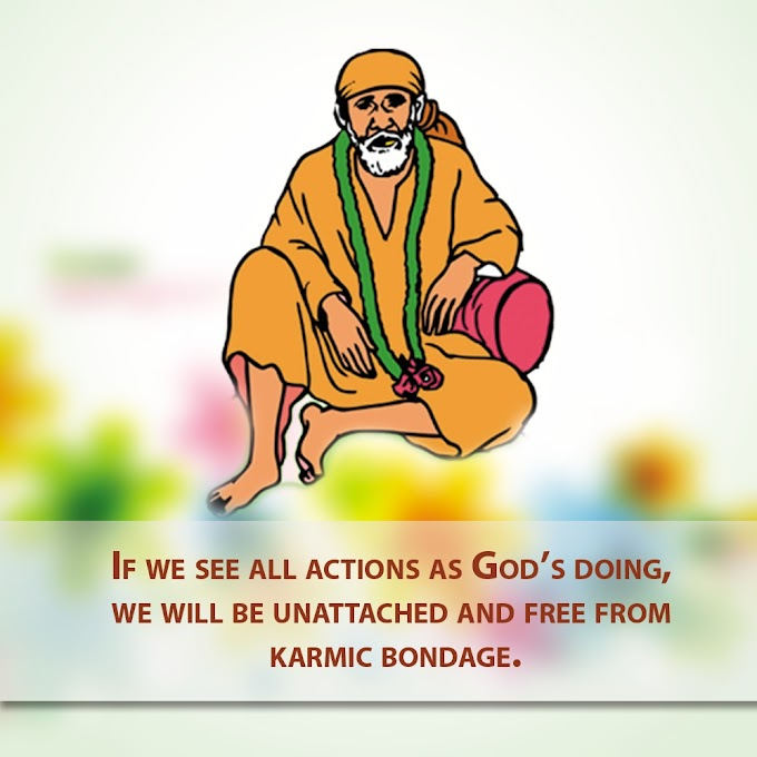Sai Baba – The Saviour Of All