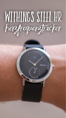 Gear of the Week #GOTW KW 22 | Withings Steel HR | Herzfrequenztracker | Schrittzähler mit Herzfrequenzmesser |
