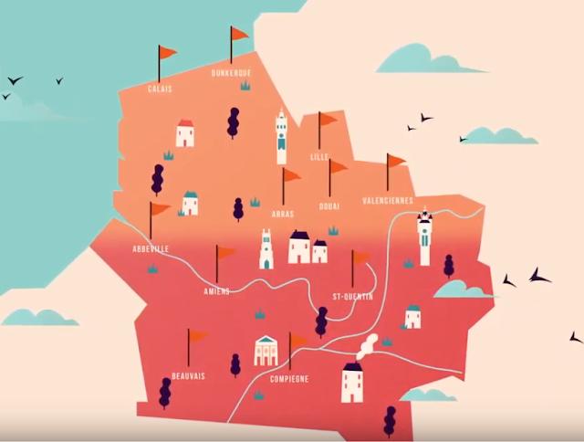 Les Hauts-de-France, une région très vulnérable au changement climatique