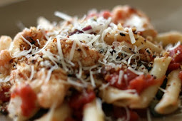 Pasta With Roasted Cauliflower Tomatoes