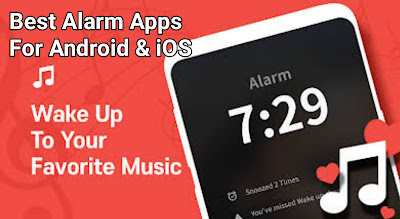 15+ Best Alarm Clock Free Apps 2020 For Android & iOS