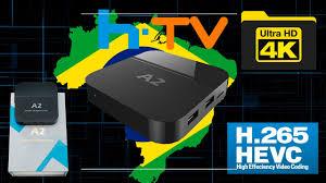 ATUALIZAÇÃO HTV BOX BRASIL - 04/05/2018