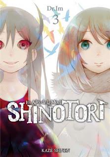 [GeeKritique] Avis : Shinotori - Les Ailes de la Mort Tome 3 (FIN)