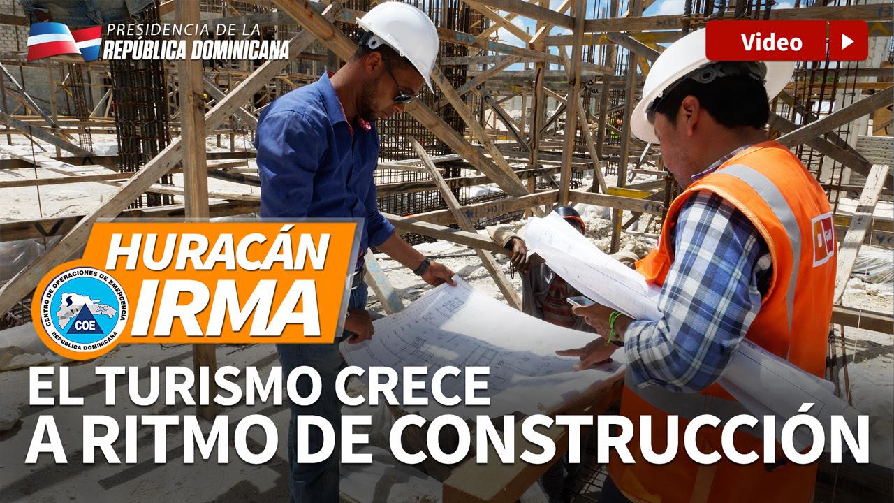 VIDEO: El turismo crece a ritmo de construcción