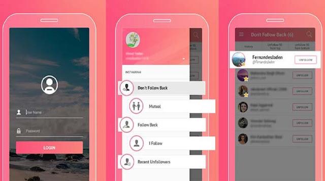 Cara Unfollow Instagram Yang Tidak Follback Tanpa Aplikasi