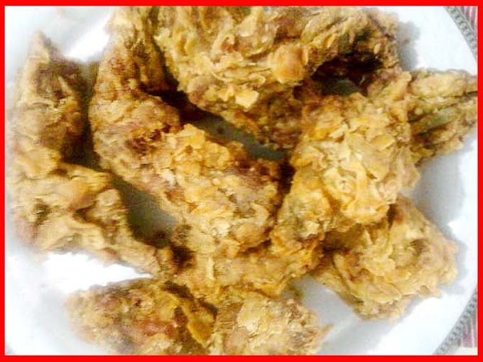 Easy Zingar Fry Chicken Recipe