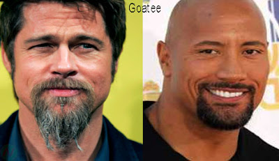 goatee, goatee hairstyle