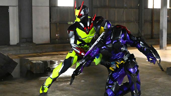 Kamen Rider Zero-One Episode 41 Subtitle Indonesia