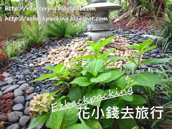城門谷公園繡球花
