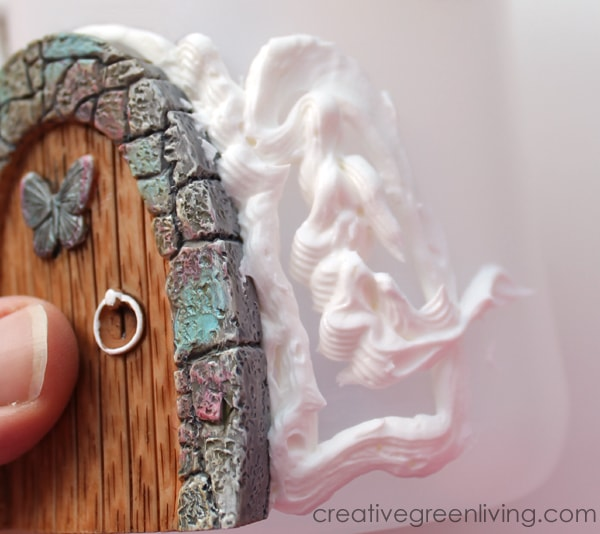 how to make a fairy house from recycled materials