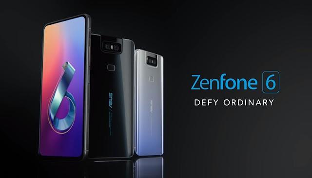 Akhirnya Asus Zenfone 6 Resmi Dirilis