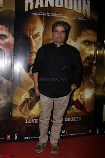 Bollywood Celebrities at Rangoon Movie Special Screening Feb 2017 20.JPG