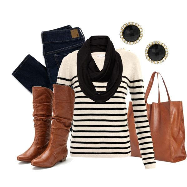 Fall Outfits ~ New Women's Clothing Styles & Fashions