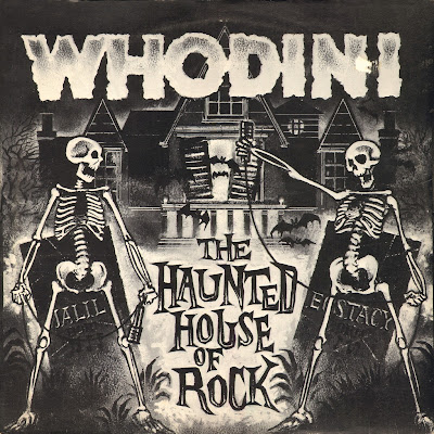 Whodini – The Haunted House Of Rock (1983) (VLS) (FLAC + 320 kbps)