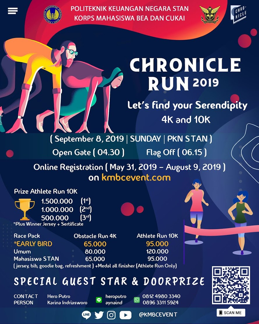 Chronicle Run • 2019