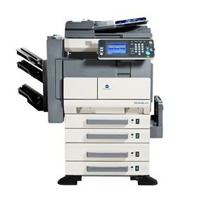 Konica Minolta Bizhub 200 Driver Software Download