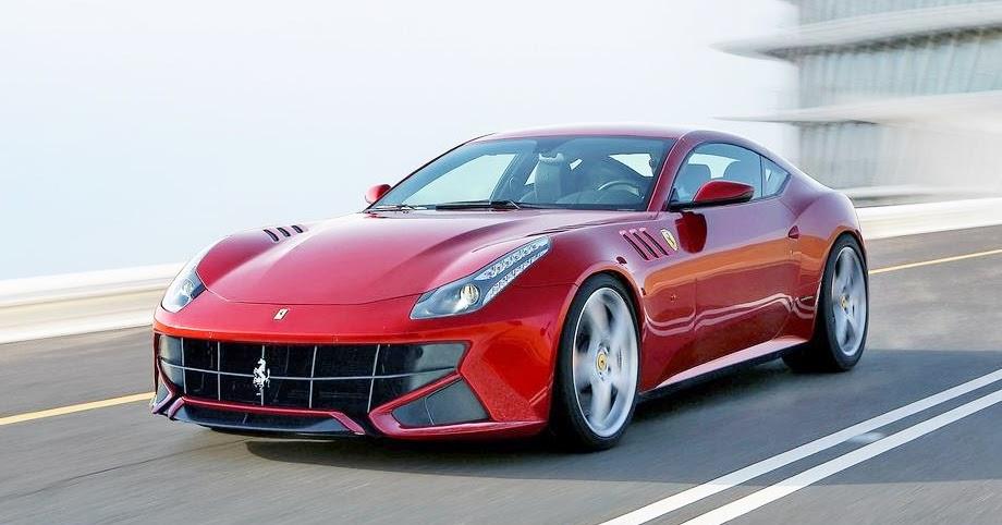 Owners Manual Car 2016 Ferrari Ff Coupe Manual