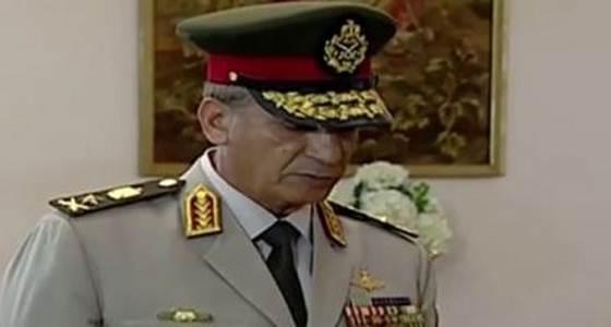 الفريق محمد زكى المنحاز للشعب وزيرًا للدفاع