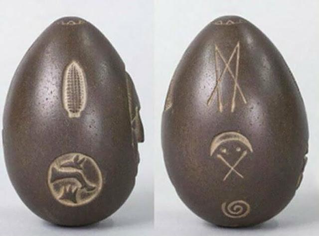 Acredita-se que o artefato pertença aos nativos americanos.