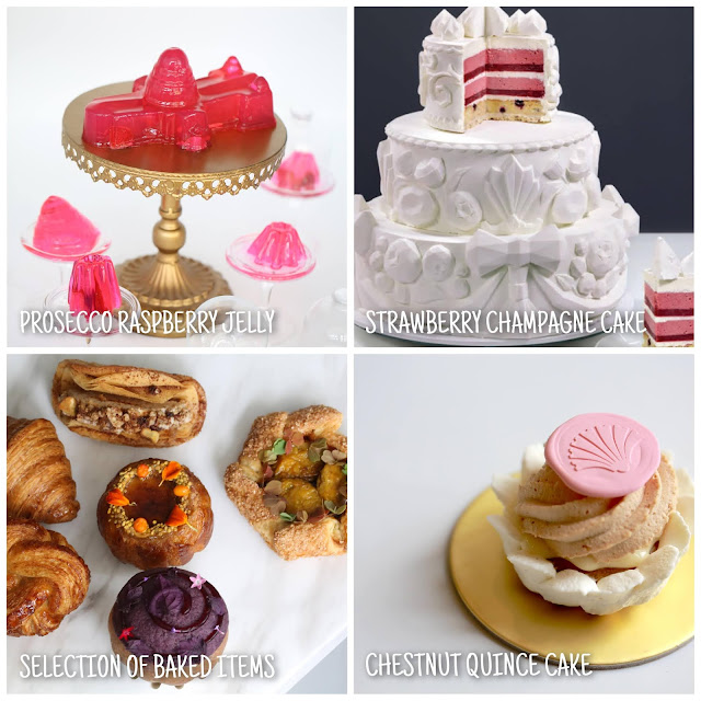 janice wong high tea pastries