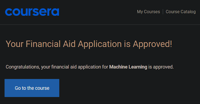 How To Apply And Get Financial Aid From Coursera ? thecsengineer saumya ranjan nayak
