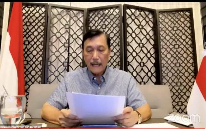 Gestur Minta Maaf Luhut Dinilai Sembunyikan Sesuatu, Pengamat: Gegara Ditegur Jokowi atau Malu Pada Rakyat?
