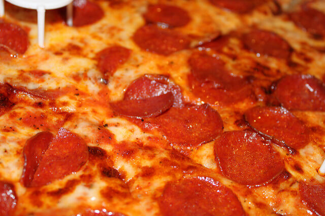 Eating Pizza Helps With Weight Loss, According To Study