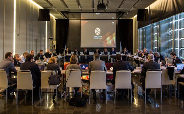 La Euroleague y la FIBA tratan de acercar posturas