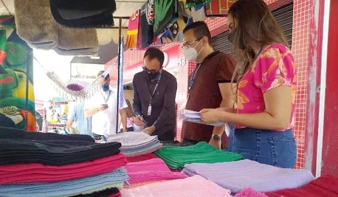 Em Patos: Vendedores ambulantes devem retornar ao Camelódromo Batista Leitão