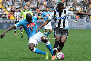 Napoli vs Udinese Preview, Betting Tips and Odds