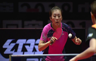 ITTF Table Tennis World Championship Biss Key 28 July 2018