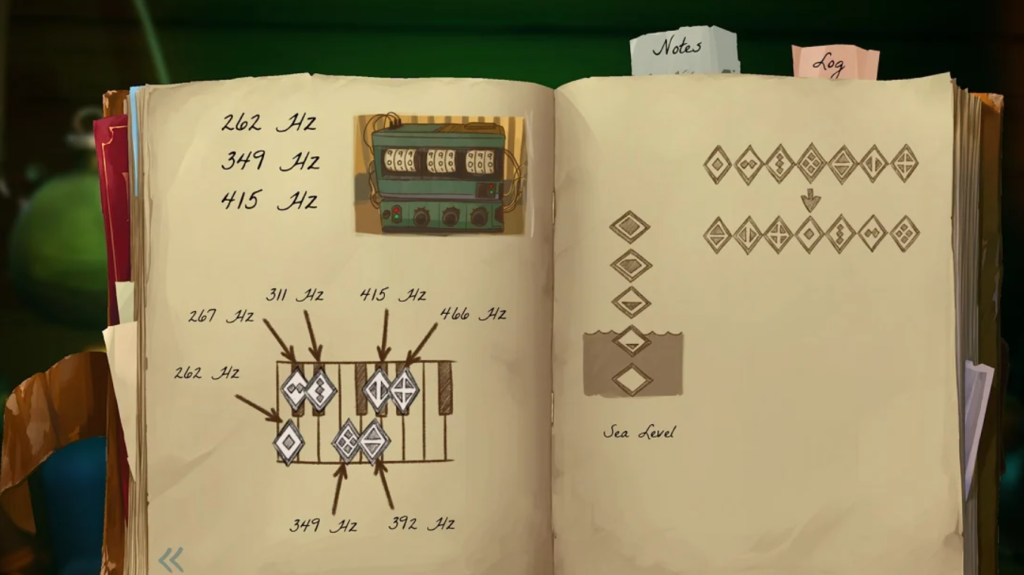 CALL OF THE SEA: ORGAN PUZZLE GUIDE IN CHAPTER 3-Screenshot