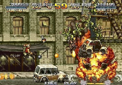 Metal Slug 1 Full Version Full Game