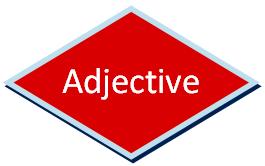 kumpulan kalimat adjective