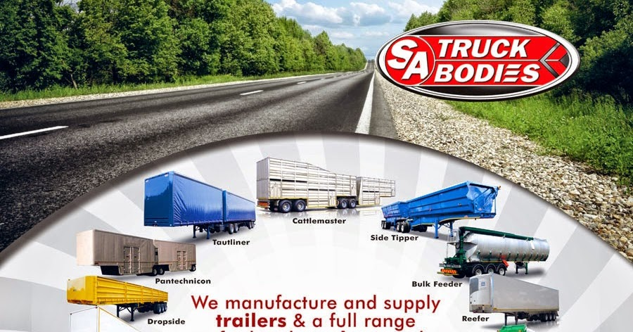 Sa Truck Bodies Where The Rubber Meets The Road Route Management Pty Ltd