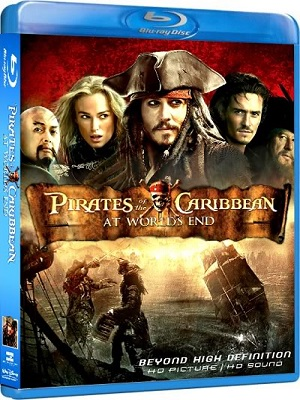 Pirates of the Caribbean At Worlds End (2007) BluRay