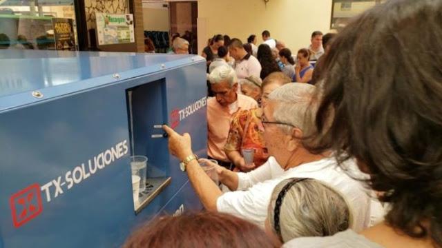 Israel mengubah udara menjadi air bersih untuk penduduk kota kecil di Kolombia utara.