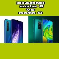 Différence entre Xiaomi Redmi Note 8 et Redmi Note 9, quel est le meilleur appareil ?