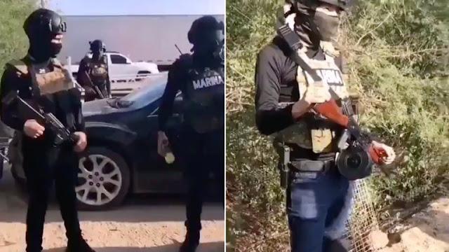 Los Siete Demonios el Grupo de El Cártel de Sinaloa que antiguamente respondían a El Chapo Guzmán y ahora a El Mayo Zambada