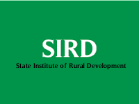 SIRD Gujarat Recruitment for Core Faculty (Public Administration & Rural Engineering / Planning) Posts 2018