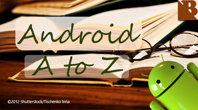 Terms On The Android Operating System