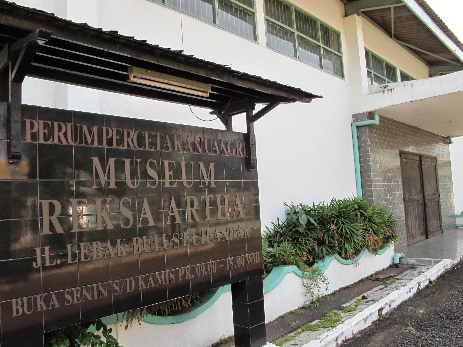 Image result for museum reksa artha
