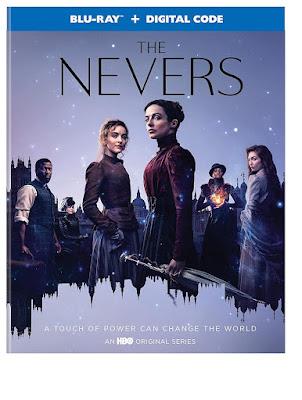 The Nevers Season 1 Part 1 Bluray