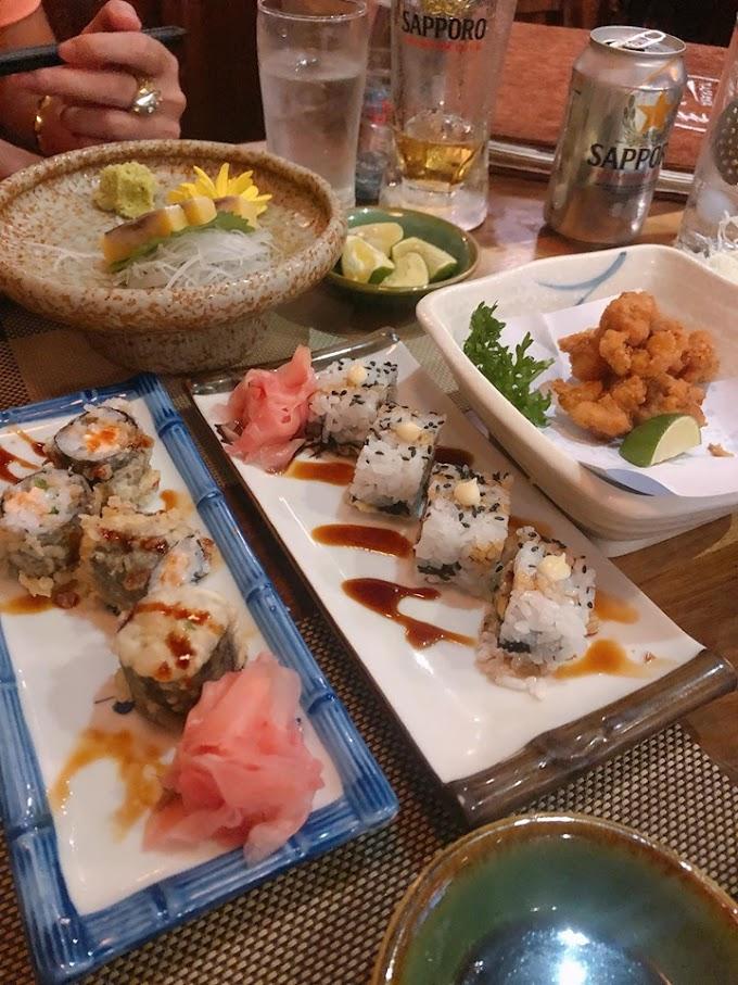 Nhà hàng Nhật Bản Tamaya - cơ sở tại toà Hà Nội tower 49 Hai Bà Trưng